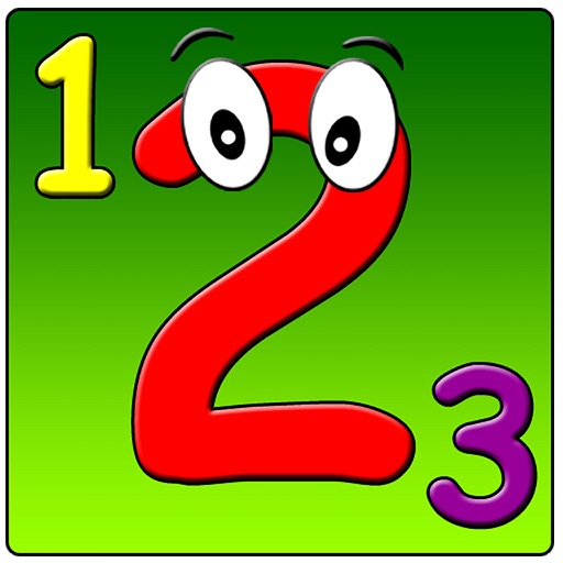 123 learning Number iOS App