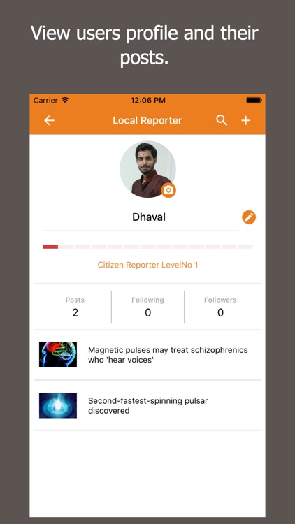 Local Reporter India screenshot-3