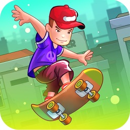 Epic Skater Man 3D