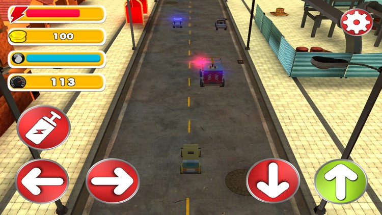 Extreme Toy Car Racing Stunt