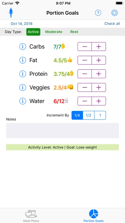 Healthii Meals screenshot-4