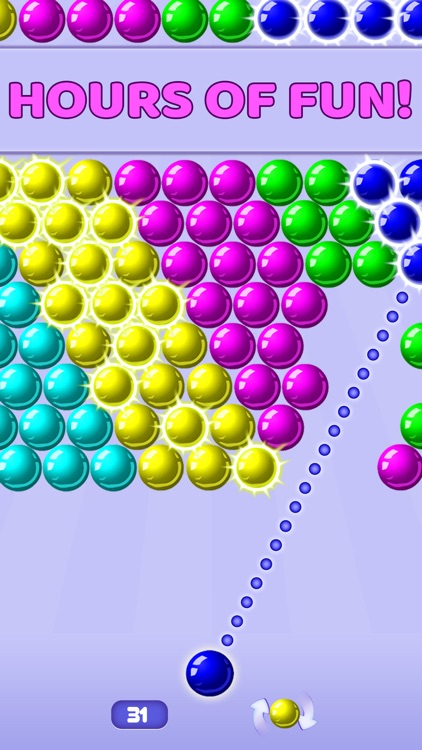 Ich Will Spielen Bubble Shooter