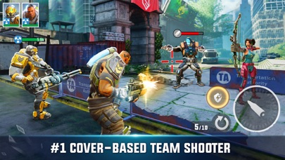 Hero Hunters screenshot 1