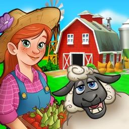 Farm Games: Farm Dream Town