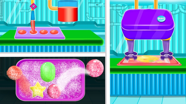 Tasty Candy Chocolate Factory screenshot-4
