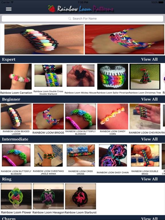 Rainbow Loom Patterns App Price Drops