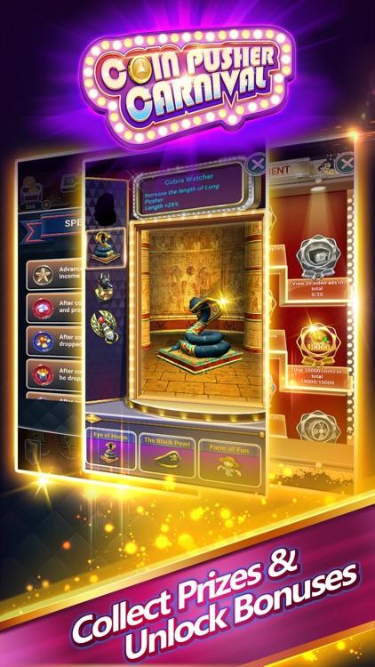 Coin Pusher Carnival - Casino screenshot-3