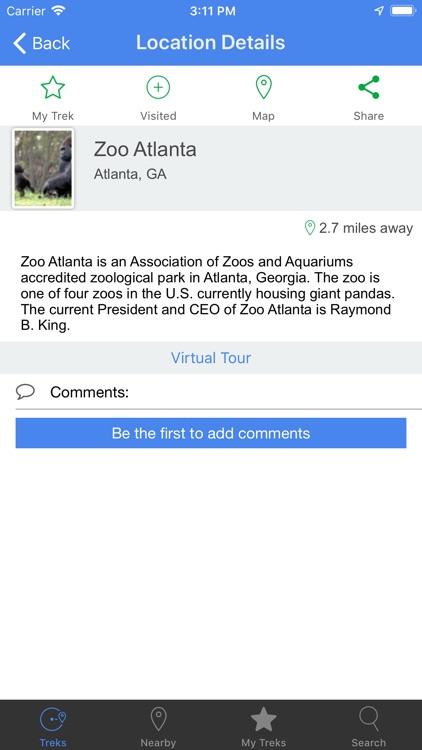 Conventional VR Guide: Atlanta screenshot-6