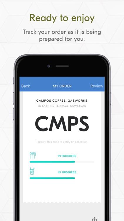 Campos Coffee screenshot-4
