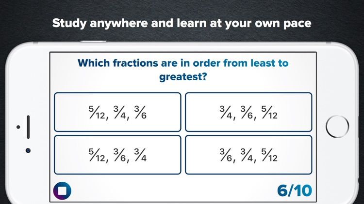 4th Grade Math Practice screenshot-2