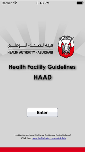 Health Facility Guideline HAAD on the App Store