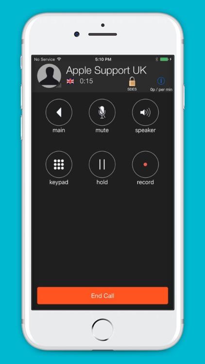 Localphone International Calls