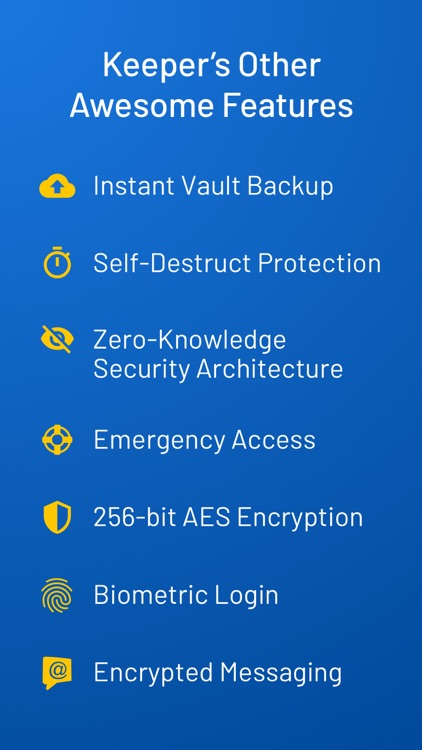 Keeper Password Manager screenshot-9