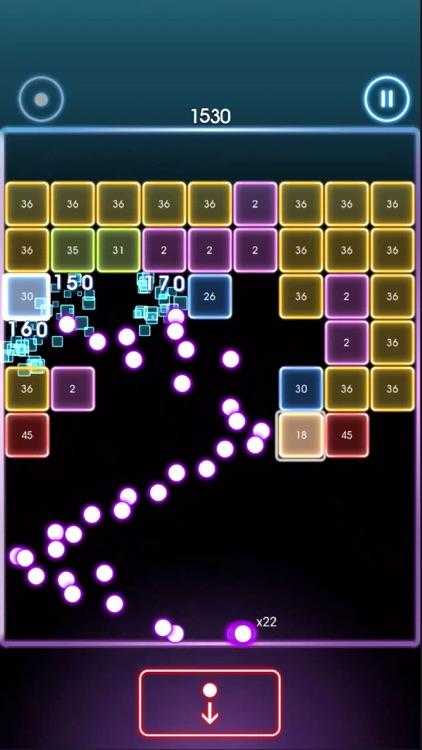 Bricks Breaker Quest screenshot-3