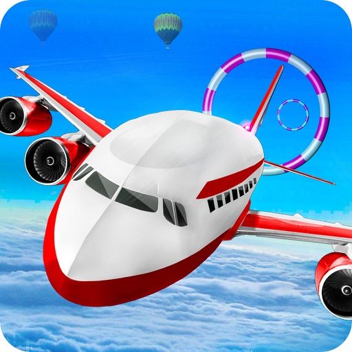 Airplane Game Adventure Flight