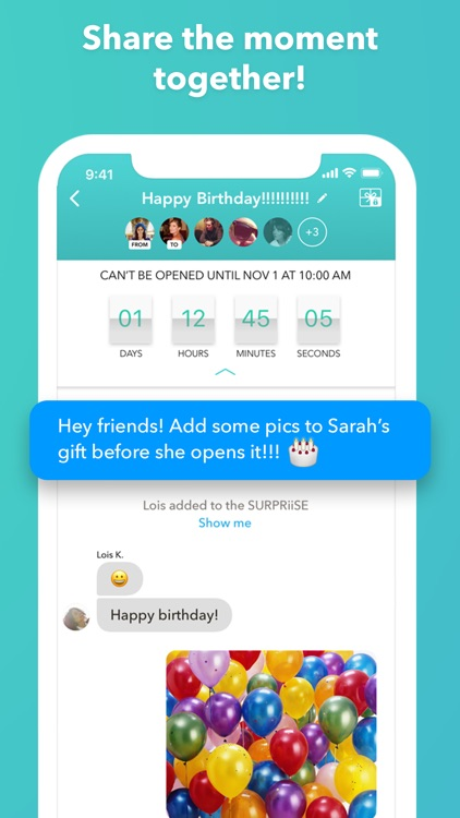 Surpriise - Gifting and eCards screenshot-3