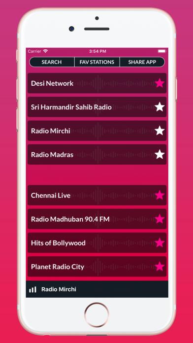 All India Radio FM Stations screenshot one