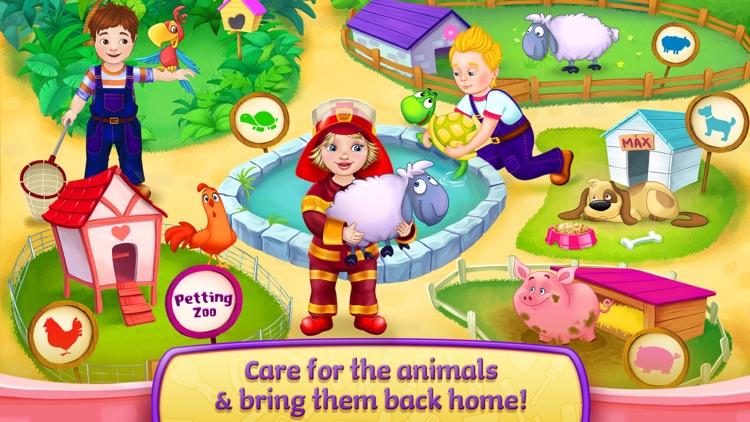 Baby Heroes Amusement Park screenshot-3