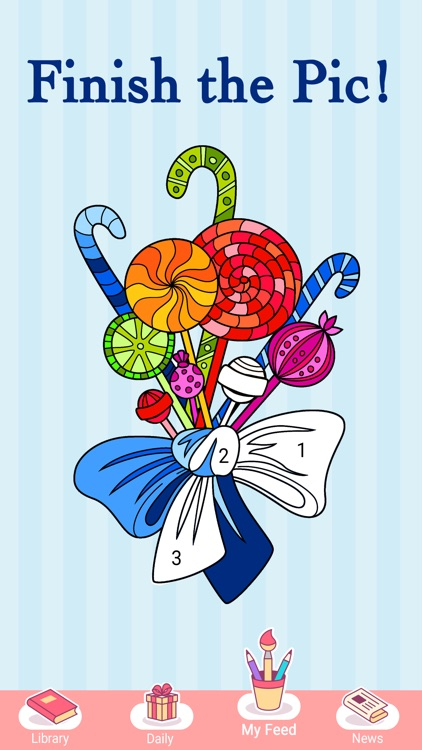 Happy Color – Color by Number screenshot-5