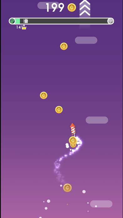 Rocket Stars DX screenshot 2