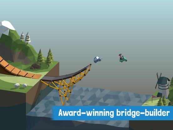 Screenshot #1 for Poly Bridge