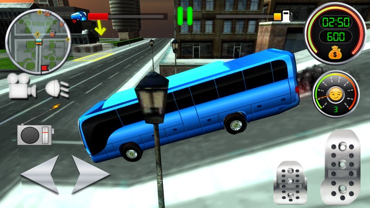 City Bus Driver: Driving Sim screenshot-8