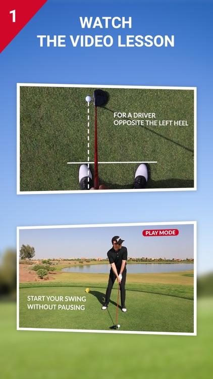 15 Minute Golf Coach swing