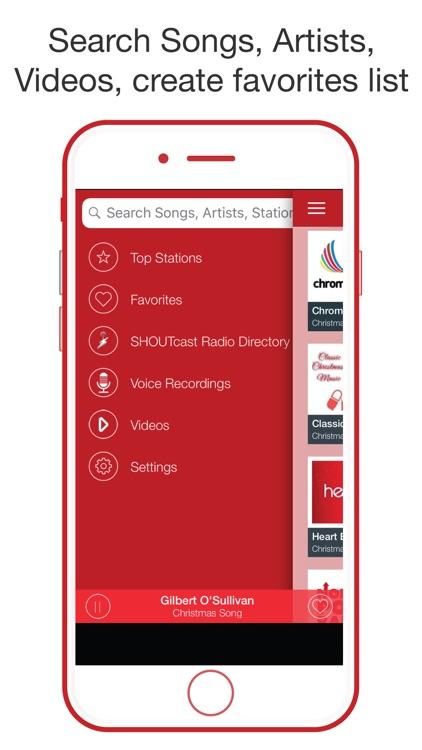 Xmas Radio - Tuner screenshot-3