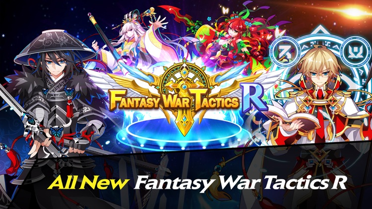 Fantasy War Tactics R screenshot-3