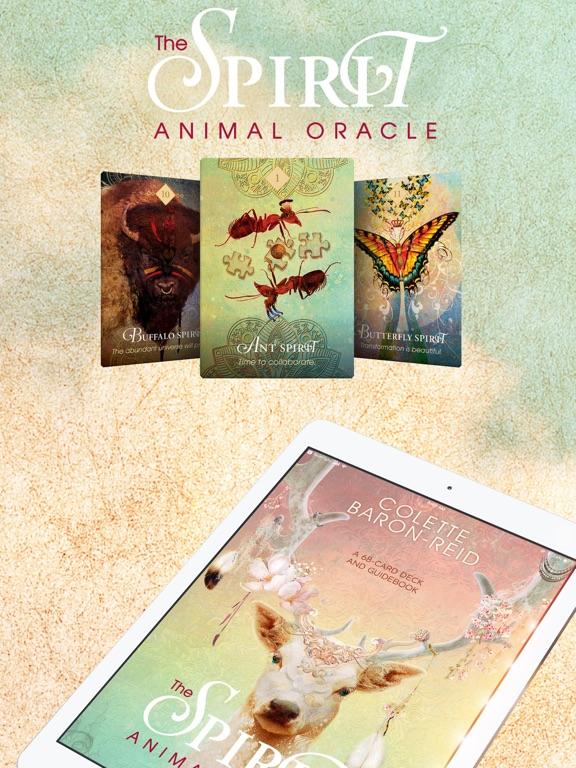 The Spirit Animal Oracle screenshot 6
