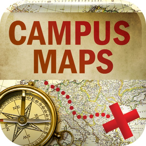 Campus Maps By Vik