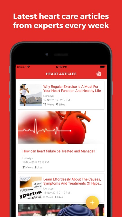 Heart Care & Diseases