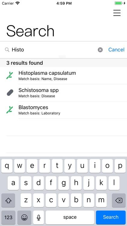 uBio Reference screenshot-0