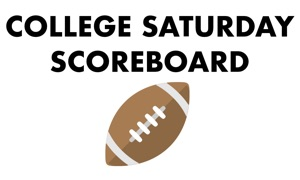College Saturday Scoreboard