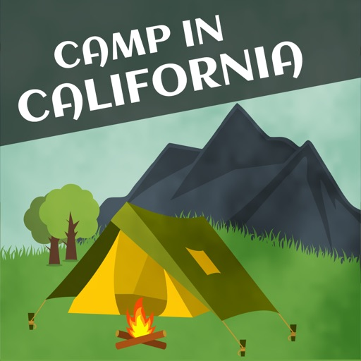 Camp in California