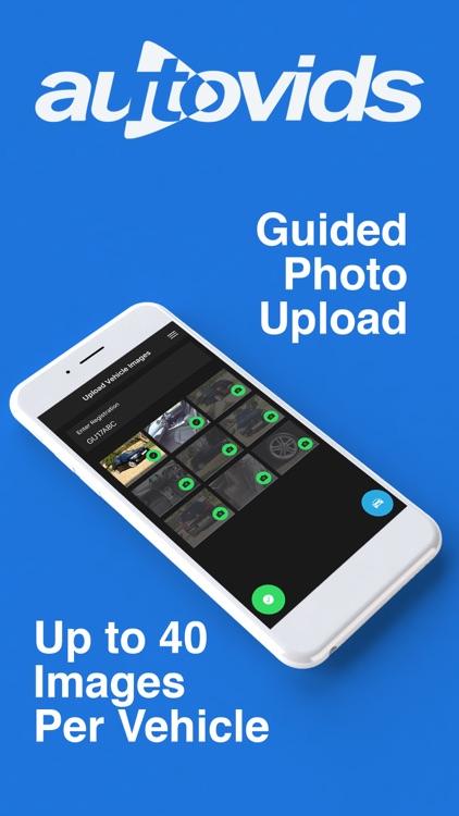 AutoVids Photo Upload