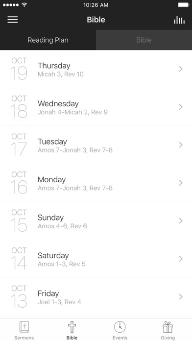 Riverview Christian Fellowship screenshot 2