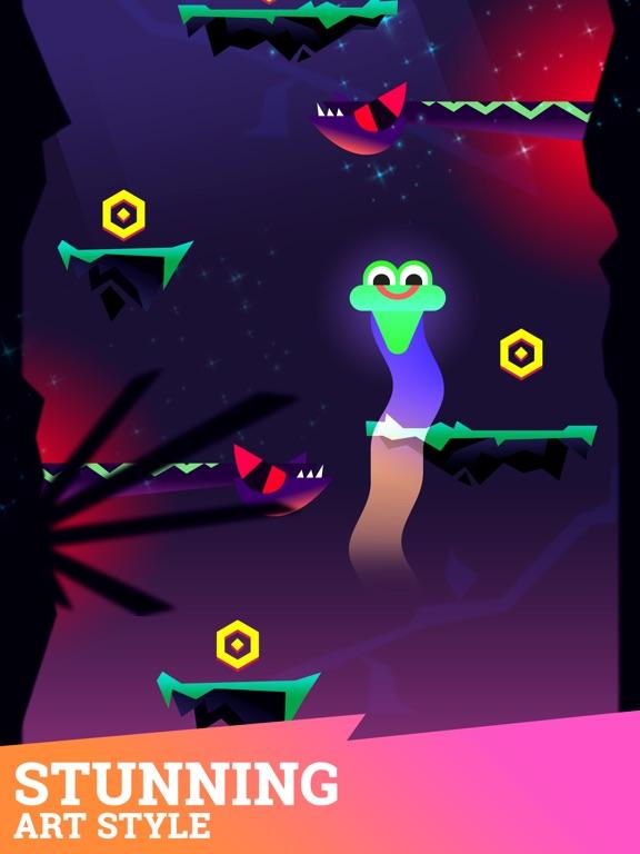 Frog Jump - endless platformer screenshot 9