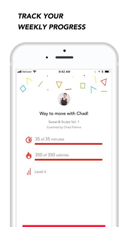 MoveWith: HIIT Workouts & Yoga screenshot-4