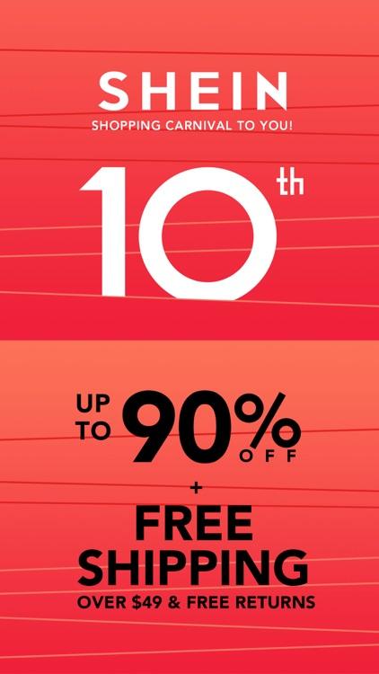 SHEIN-Fashion Shopping Online screenshot-0