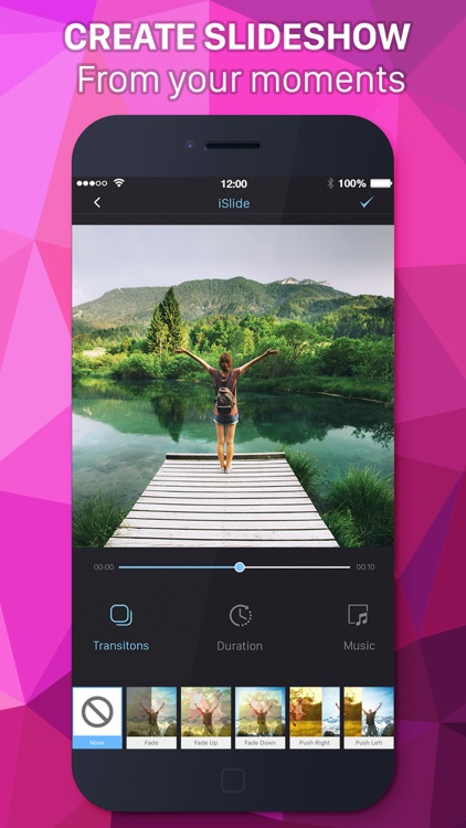 iSlide - SlideShow Movie Video Maker With Music