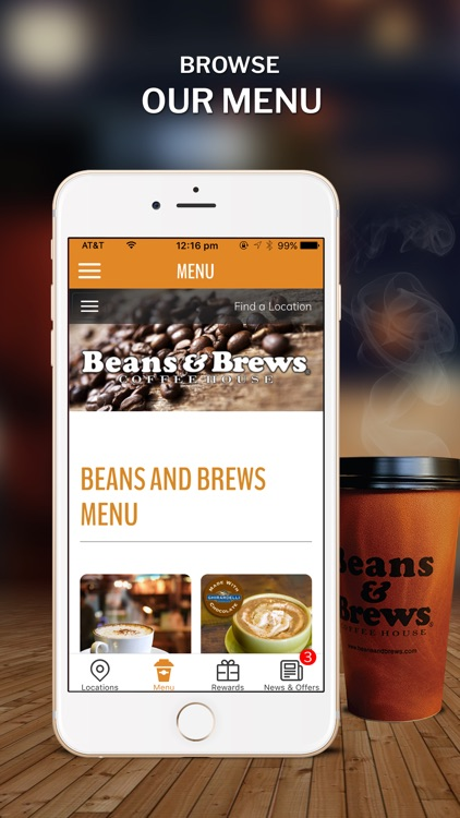 Beans & Brews screenshot-2