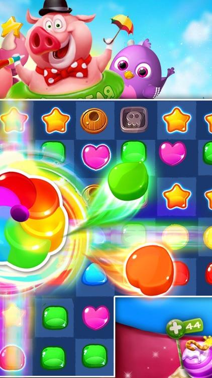 消消乐糖果 - 开心消除单机游戏