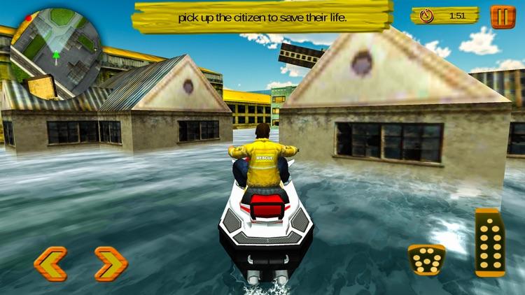 Jet Ski Life Guard City screenshot-3