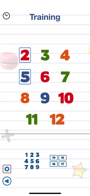 AB Maths lite, games for kids on the App Store