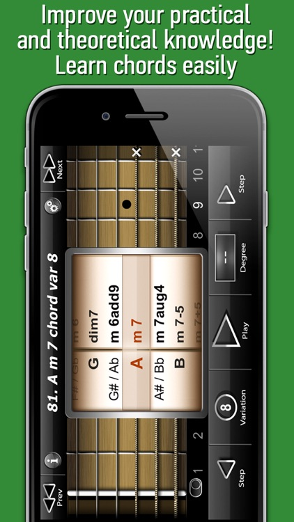 International Guitar Chords LE