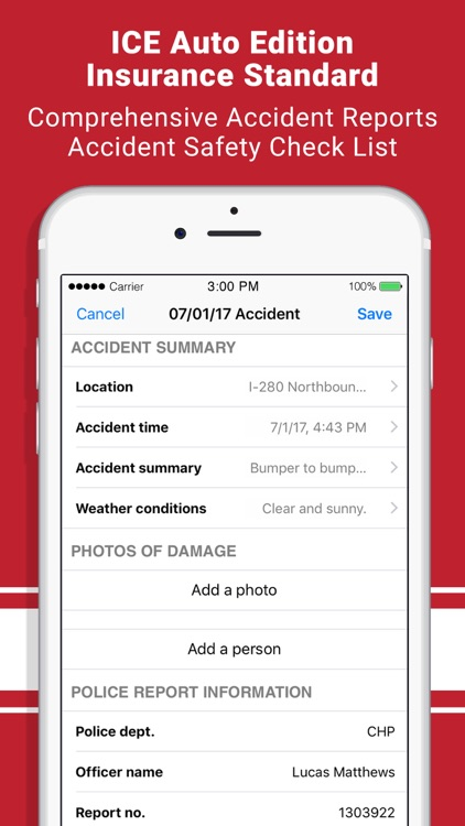 ICE Auto Insurance Standard screenshot-3