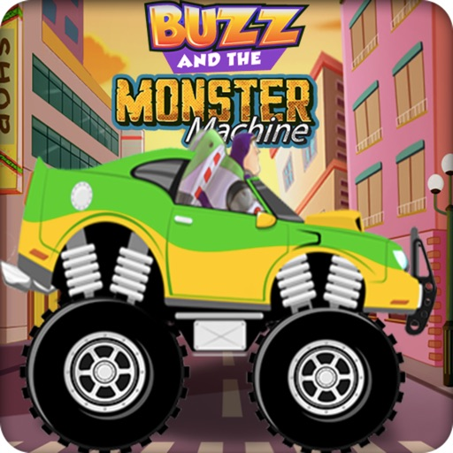 Buzz and Monster Machines iOS App