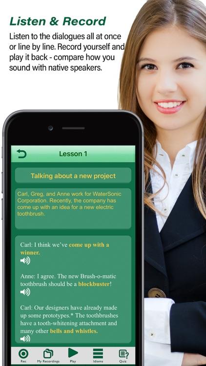 Speak Business English