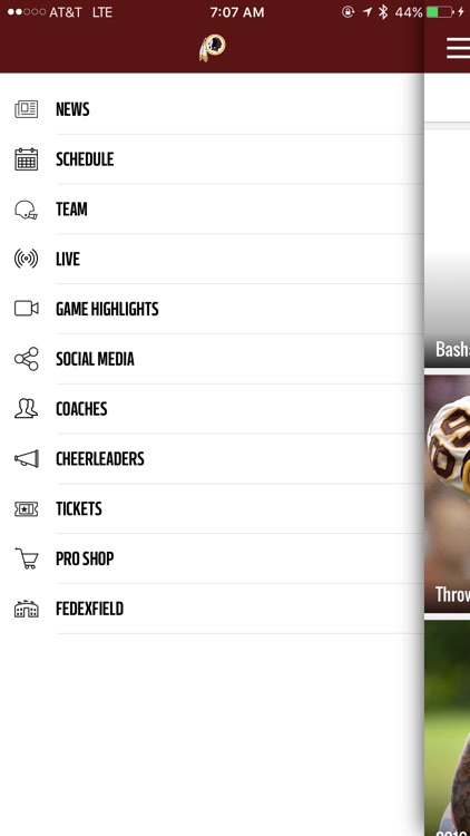 Washington Redskins screenshot-4
